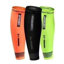 Спортивные гетры для бега, Компрессионные носки для ног, гетры для велоспорта, гетры для мужчин и женщин, носки для ног, 1 пара
