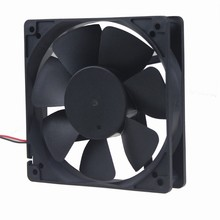 цена на 1Pcs Gdstime 48V 0.1A 12CM 120x120x25 120MM Brushless DC Cooling Axial Fan