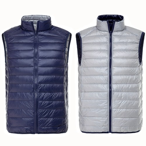 Duck-Down-Vest-Men-Ultra-Light-Double-Sided-Zipper-Puff-Gilet-Casual-Reversible-Vests-Jackets-Sleeveless (3)