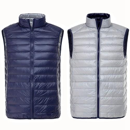 Duck-Down-Vest-Men-Ultra-Light-Double-Sided-Zipper-Puff-Gilet-Casual-Reversible-Vests-Jackets-Sleeveless (3)