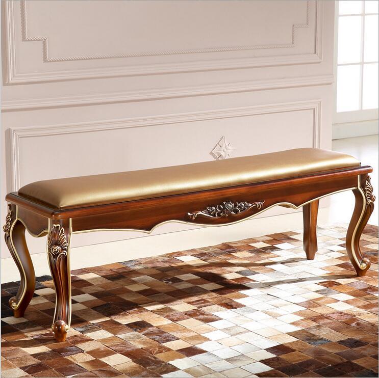 high quality  European modern bedroom furniture bed end chair p10217high quality  European modern bedroom furniture bed end chair p10217