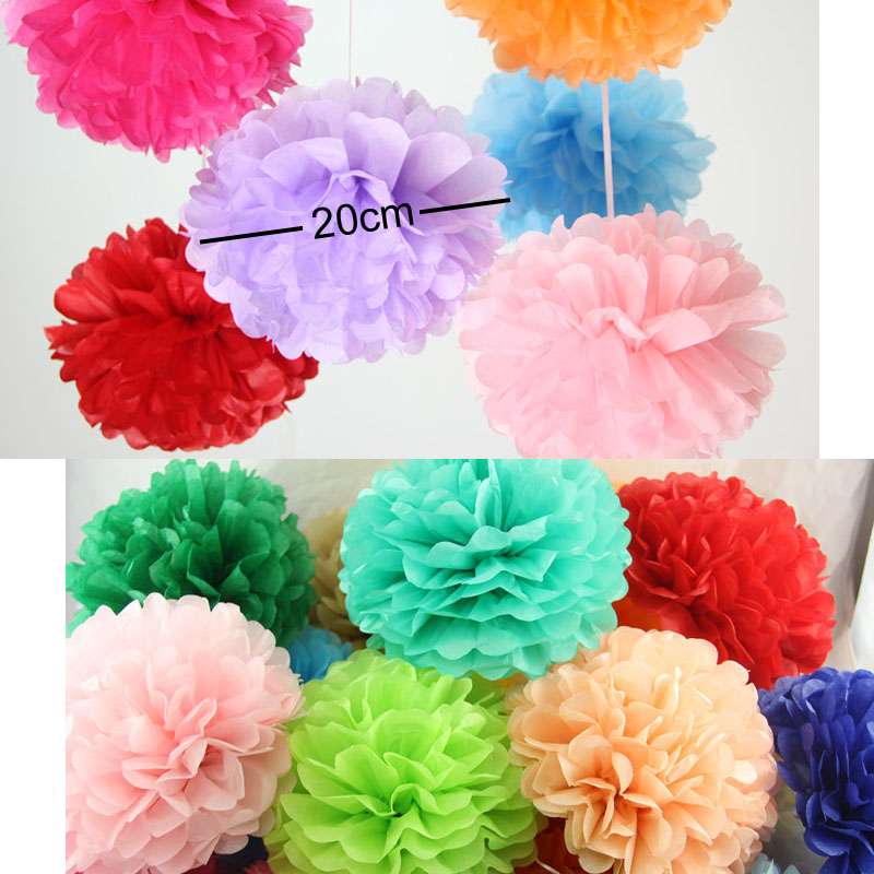 10pcspack colored paper flowers wedding party decoration diy 10pcspack colored paper flowers wedding party decoration diy wedding house decor ball flower holiday party romantic flowers in artificial dried flowers mightylinksfo