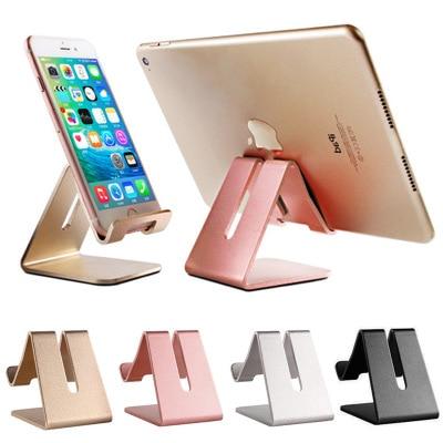 purchase cheap 45889 bafe7 Universal Aluminium Alloy Mobile Phone Holder Bed Office Desk Table ...