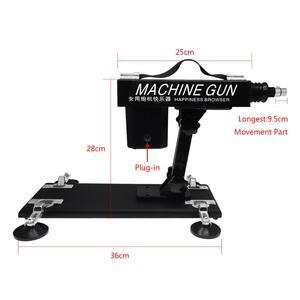 Image 4 - เครื่องสำหรับผู้หญิง 11 ฟรี dildos พับ rod, ยุโรป, AU, USA อะแดปเตอร์อัตโนมัติสูบน้ำปืน