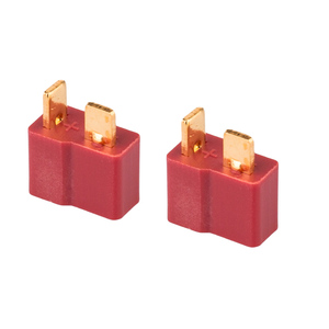 Image 3 - 10PCS/5Pairs T Plug Deans Connectors For RC LiPo Battery Helicopter Male & Female Connector Assortment Kit for imax b6 charger