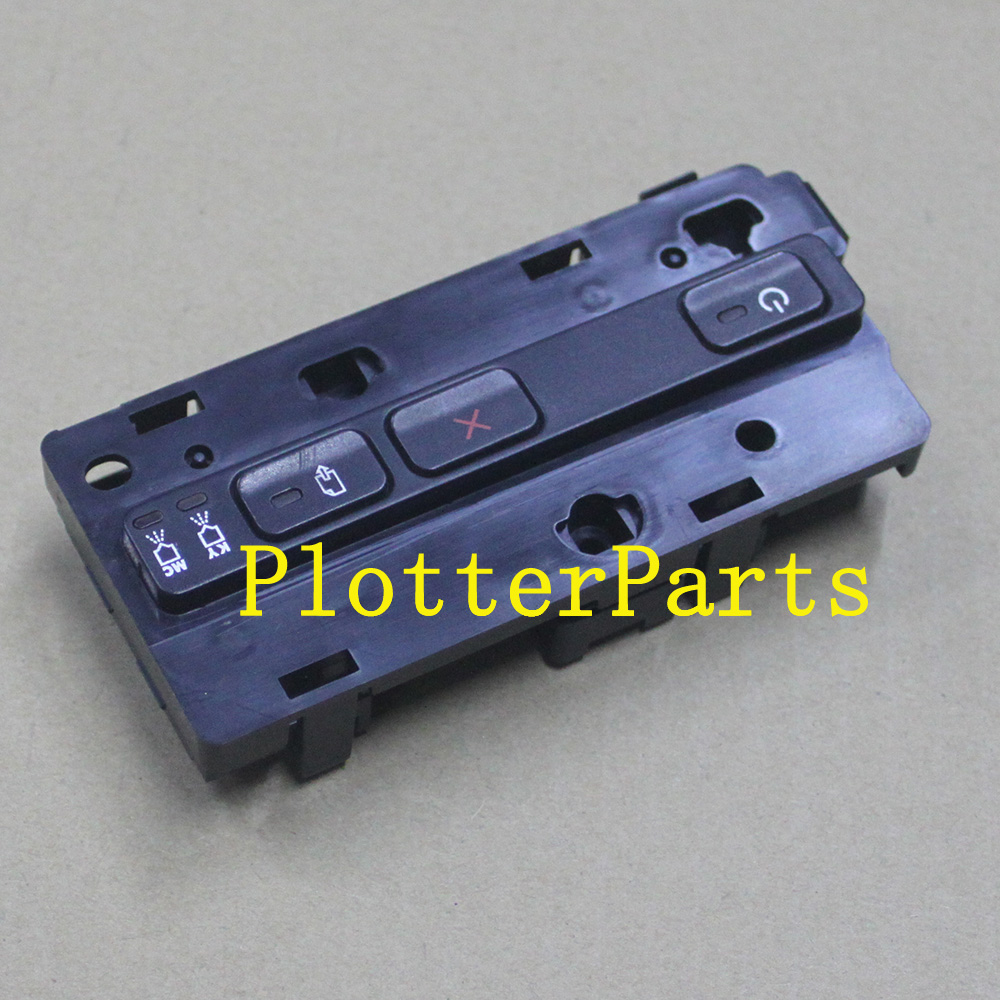 C8157-67047 CONTROL PANEL for HP OfficeJet PRO K550 K550DTN K550DTWN Original Used