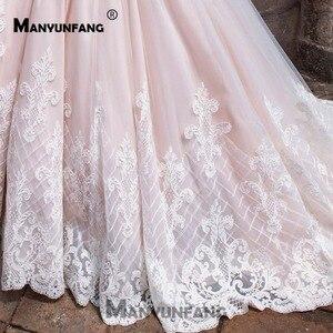 Image 2 - Sexy Querida Neck Metade Mangas Robe De Mariee 2019 Capela Trem Com Jaqueta Superior Muçulmano Do Vestido de Casamento vestido de Noiva