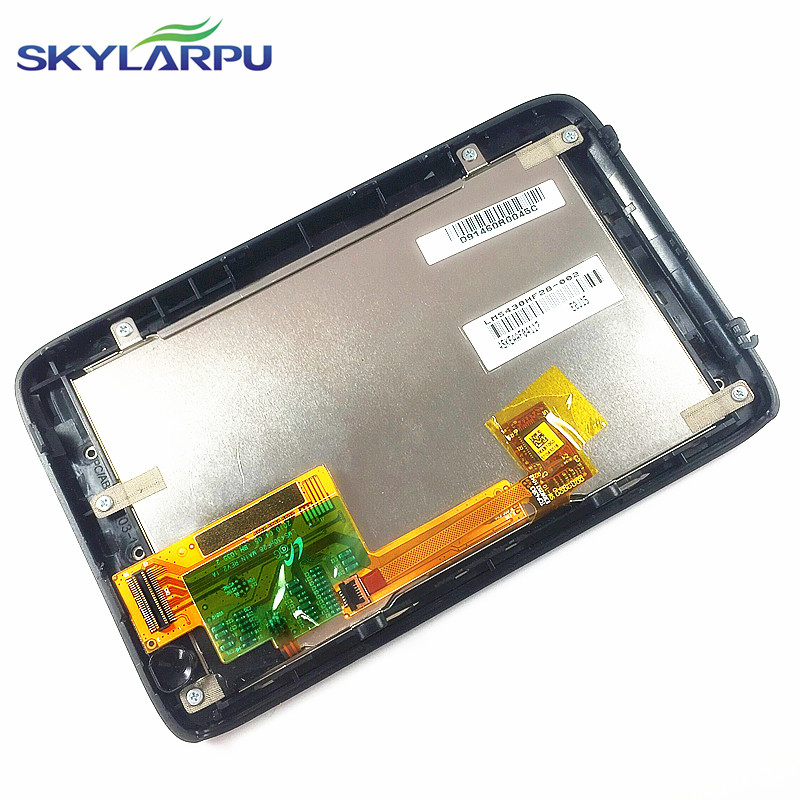 skylarpu 4.3 inch LMS430HF28-002 LCD screen for TomTom GO 2435 Live GPS LCD display Screen panel with Touch screen digitizer skylarpu 5 inch lcd for tomtom tom tom go live 825 525 gps lcd display screen with touch screen digitizer panel free shipping