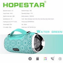 Portable wireless Bluetooth speaker USB charging outdoor waterproof stereo bass effect TF expand multifunction Bluetooth speaker