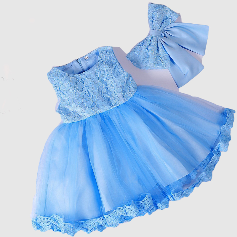 Robe Fille Vestido Da Menina Do Bebê de Malha Gaze Pettiskirt Rendas Vestido Vintage Prom elegante vestido de Festa de Casamento Aniversário de Batismo Infantil