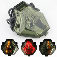 For Yamaha Mt 07 Mt-07 MT07 2013 2014 2015 2016 Motorcycle Lightings Brake Light Rear Tail Turn Signal Lamp LED