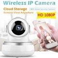 1080P HD Câmera IP Sem Fio Wi-Fi Inteligente Áudio CCTV Camera Home Security Monitor Do Bebê Da Câmera de Vigilância de Rede Dual- antenas