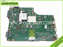 laptop motherboard for toshiba satellite A505 A505D V000198030 1310A2250107 AMD 216-0674026 DDR2