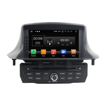 4GB RAM Octa Core 7 Android 8.0 Car Radio DVD Player for Renault Megane III Fluence 2009-2016 GPS Bluetooth 4G WIFI 32GB ROM image