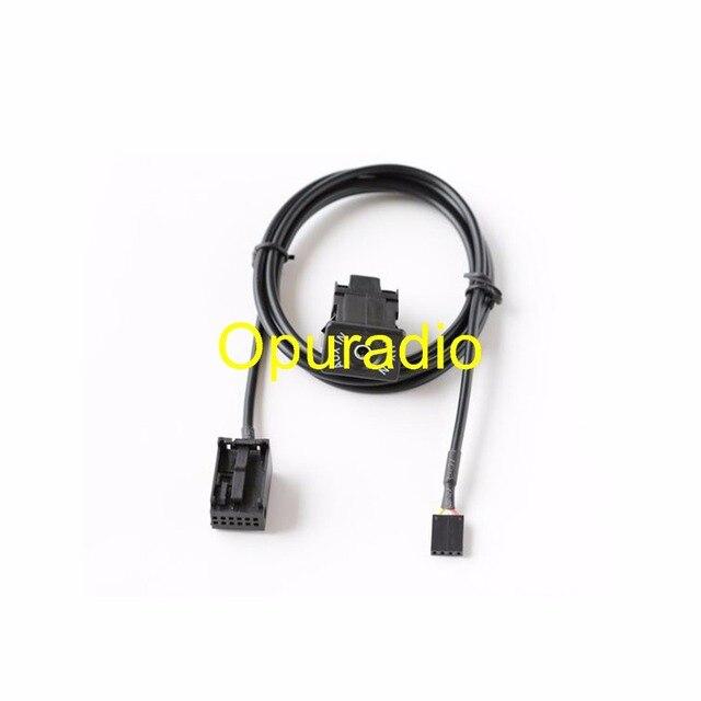R$ 52 75  Opuradio Navegação GPS cabo AUX na Tomada de corrente Adaptador  Harness para BMW E38 E39 E46 E53 E70 X5 Z4 MINI COOPER ONE em CD Player de