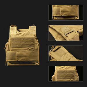 Image 5 - Military Equipment Tactical Vest Army Airsoft Hunting Molle Vest Outdoor Sport Paintball CS Wargame Combat Protective Vest