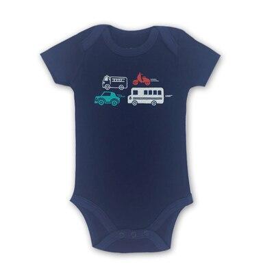 5438dd886fda Cotton Cartoon Newborn Baby Jumpsuit Infant Boy Girl Clothes ...