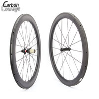 2017 New Chinese Carbon Wheels 700c Clincher Bicycle China Road Carbon Wheel Set 50mm Carbon Fiber