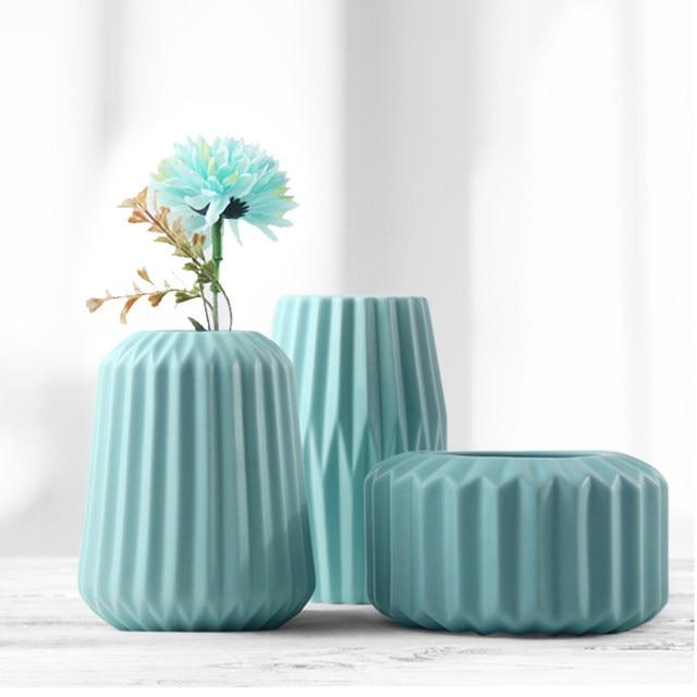 Online Shop The Origami Vases Ceramic Tabletop Vase Home Decoration