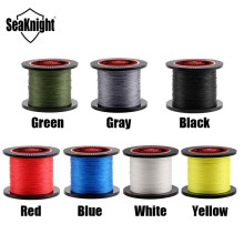 SeaKnight TP Series 300M 500M 1000M Fishing Line 8-60LB Braided Line Smooth Multifilament PE Fishing Line for Saltwater Fishing