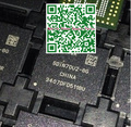 5 шт./лот SDIN7DU2-8G eMMC флэш-памяти чипа с прошивки для Samsung S3 mini I8190