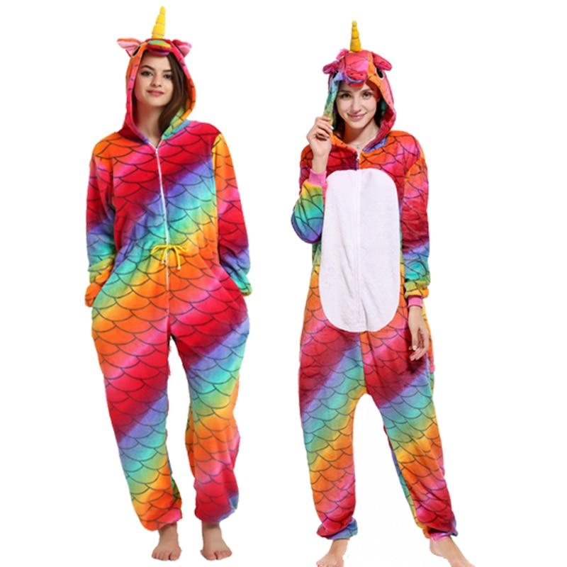 The PyjamaFactory Lovely Unicorn All Over Design Purple All in Onesie 100/% Cotton Sleepsuit