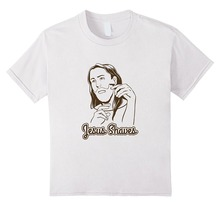 Tee Design Crew Neck Short Sleeve Mens Esus Shaves |  T Shirts
