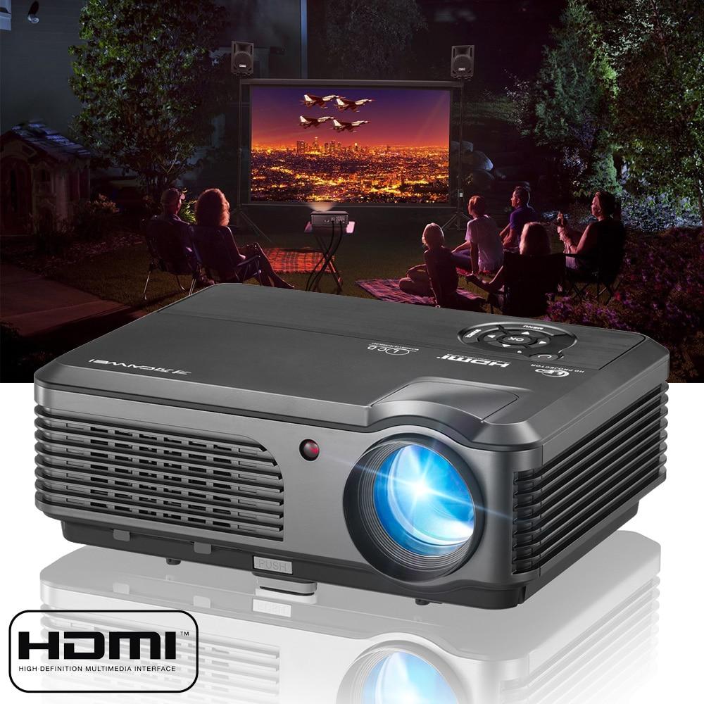 Aliexpress Com Buy Caiwei A6 4200 Lumens Full Hd 1080p: Aliexpress.com : Buy 4200 Lumens LCD LED Projector Home