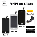 10pcs/lot  For iPhone 5S  5  5c LCD Best AAA Quality Replacement Pantalla With Touch Screen Replacement Assembly