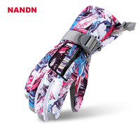 Winter Women S GlWaterproof Ski Gloves Snowboard Gloves Snowmobile Motorcycle Riding Men Ski Gloves Windproof Snow