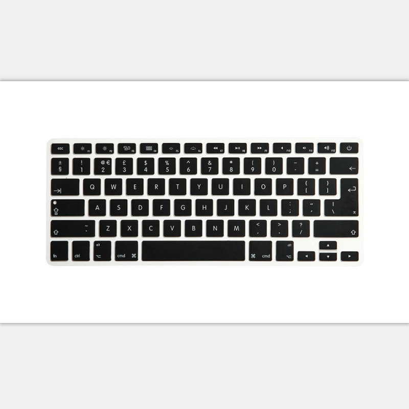 (10pcs)US/EU Universal Layout Silicone Keyboard Cover