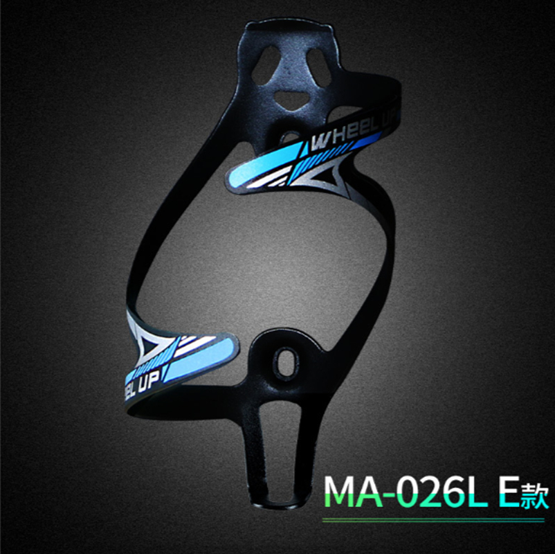 carbon bottle cage ultralight aluminium bicycle water bottle holder - Cycling - Photo 5