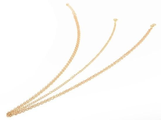 HTB1KAgrGXXXXXcDXFXXq6xXFXXXL Boho Style Two-Layer Gold Head Chain Jewelry