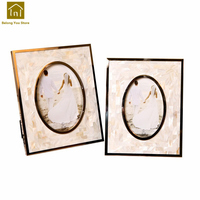 Personality Creative Wedding Ceremony Frame Combination Vintage Home Decor Photo Frames Wood Cornici Frames For Painting WKM009