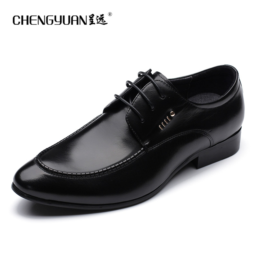2017 Mens flats Leather shoes for man luxury designer black lace up Business Casual flat Leather men party wedding Shoes fashion top brand italian designer mens wedding shoes men polish patent leather luxury dress shoes man flats for business 2016