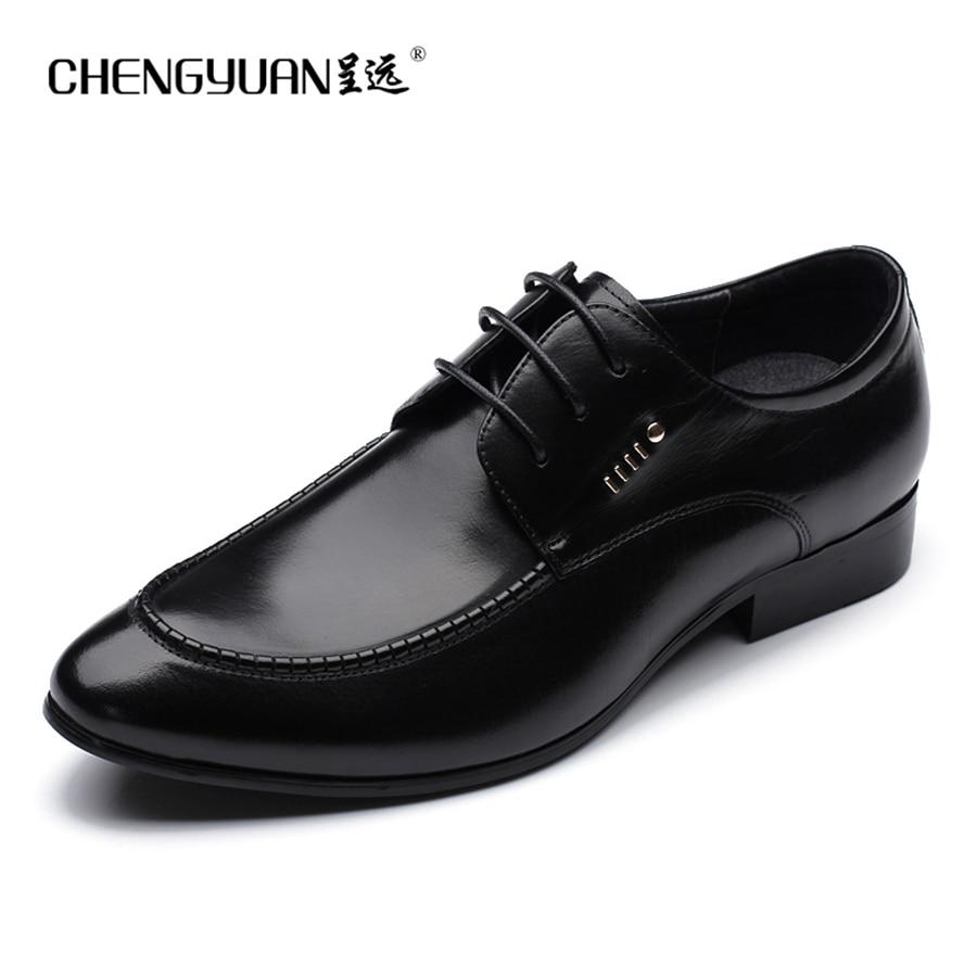 2017 font b Mens b font flats Leather font b shoes b font for man luxury