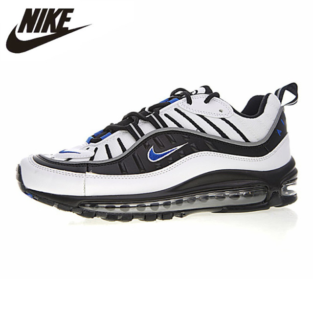 online retailer ffb7e e5503 Nike Air Max OG 98 Men's Running Shoes,Outdoor Absorption Non slip Sneakers  Shoes, Black & White, Breathable Shock 640744 108-in Running Shoes from ...