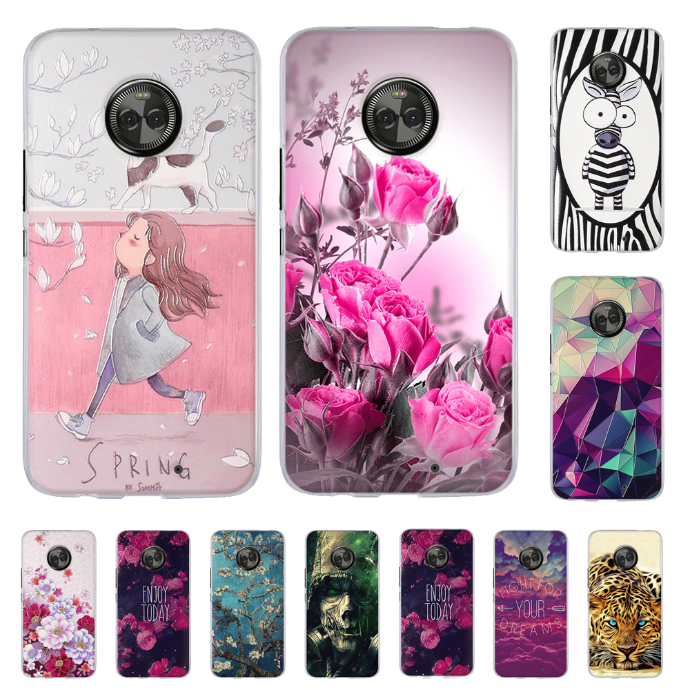for <font><b>Motorola</b></font> <font><b>Moto</b></font> X4 Case Cover for <font><b>Motorola</b></font> <font><b>Moto</b></font> <font><b>XT1900</b></font> X 2017 (4th gen) Covers Silicon for <font><b>Motorola</b></font> <font><b>Moto</b></font> X4 Coque Phone Cases image