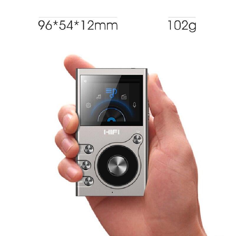 ФОТО MP3 2017 Newest Original IQQ C18 Mini Hifi Music Player DSD256 DAC USB 2.0 Support APE FLAC ALAC WAV 24bit / 192KHz 8GB Recorder