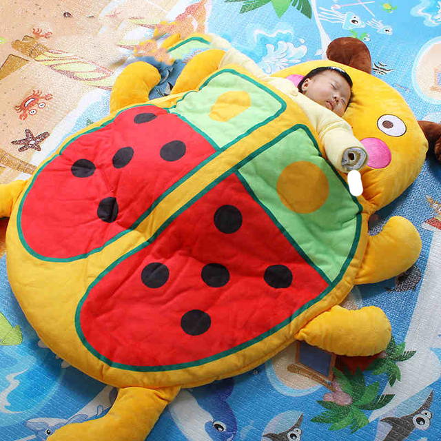 Unique Infant Baby Sleeping Bag spring winter cotton sleeping bag for kids baby slaapzak boys girls gifts bedding blankets AB156