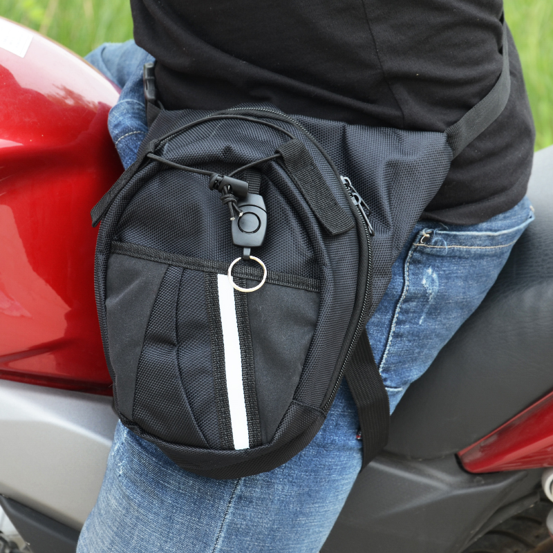 2017 Wholesale Free Shipping Motocross Drop Leg bag Knight waist bag motorcycle bag package multifunction bag hot sacoche moto