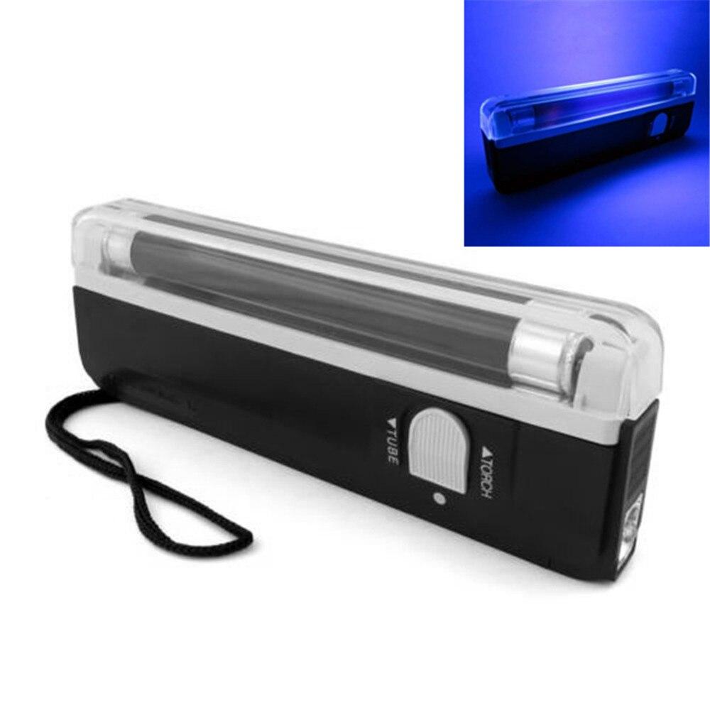 Sale Handheld UV Black Light Torch Lamp Blacklight Party