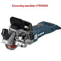 תכליתי קיר חריץ חיתוך קיר Chaser מכונת ללבנים & גרניט השיש & בטון CW6121