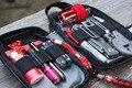 Qualidade Cordura Nylon Militar Molle Militar bolsa de Cintura Packs Packs Cintura EDC Bolso Organizador Saco Acessório Saco de Utilidade Militar