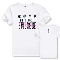 BTS Bangtan Boys Kpop Clothes BTS Young Forever On Stage T Shirt For Men And Women