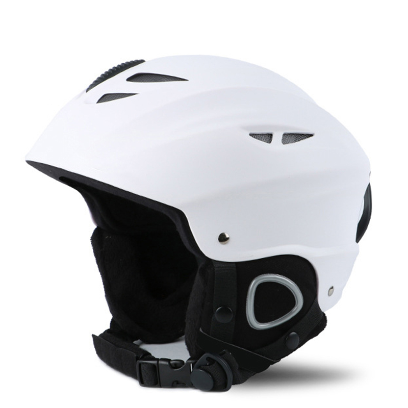 SJ Maurie Helmet Skate Professional Adult Ski Helmet Men and Women Children s Snowboard Airsoft Head