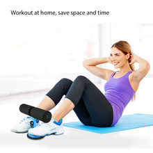 TOMSHOO Sit Up Abdominal Core Fitness Equipment Exerciser Women Men Sit Up Workout Strength Training Stand Home Fitness Supply(China)