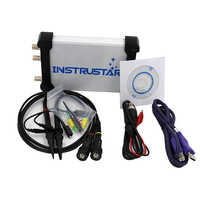 ISDS205B 5 IN 1 Multifunktionale PC Basierend USB Digital Oscilloscop/Spectrum Analyzer/DDS/Sweep/Daten Recorder 20 M 48 MS/s