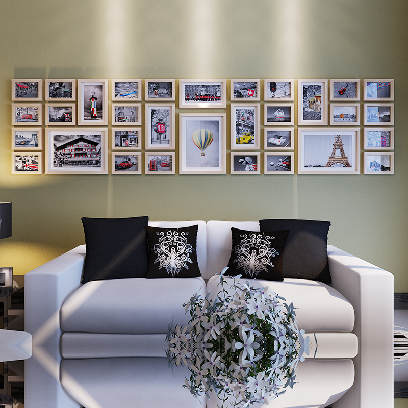 Photo Frames For Picture High Quality Picture Frames Wall Wood Photo ...
