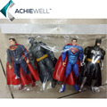 Бэтмен против Супермена Рассвет Юстиции Бэтмен Супермен Фигурку Коллекция Вентилятор Модель Для Детей Игрушки Подарки 4 шт./компл.